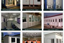 Porta cabins for multiple uses / Earth acquirer engineering corporation provide you high quality Porta cabins. It totally made with folding materials which can be separated anytime to move it to desired places. It can be used for construction site, field offices and etc.  For more information Call us +91-9898036799 or email us :  info@earthacquirer.com , earthacquirer@gmail.com