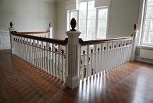 Balustrady / Balustrada jest niemal równie istotna jak same schody. Jej oryginalne wykończenie nadaje styl całej konstrukcji.