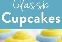 Cupcake recipe & deco