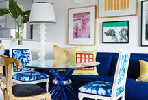 Interior design trends for 2015 / Trends for 2015 in the Interior Design industry, colours, textures and patterns