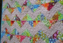 Chevron quilts / by Evie Becker