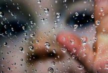 Water Drops / #Water #Drops #WaterDrops