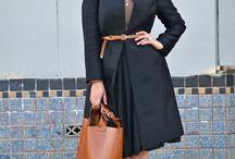 Mode für Plus Weiber