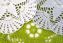 Craft | Doily! / i have a serious addiction/obsession with crochet doilies / by Jacqueline | weelittlestitches