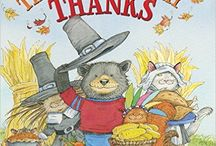 Thanksgiving Picture Books / Check out these picture books all about Thanksgiving.
