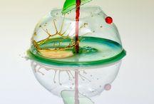 デザイン 水 ガラス