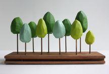 Inspiration verte / De belles images avec du vet partout!