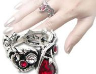 Gothic Rings