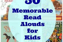 Homeschool - Read Alouds