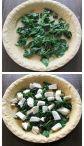 spinach quich