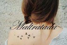 """""""Maltratada"""" / Obra escrita por mi, publicada en Wattpad.  Pueden encontrarla en el perfil de """"@ainoitaserrano""""  Aquí les dejo el enlace a mi perfil--> https://www.wattpad.com/user/ainoitaserrano"""