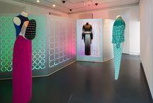 Exposition Couture Graphique  / Exposition 7 mars au 9 juin 2014 MUDAC, Lausanne