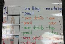 anchor charts / by Melissa Lopez