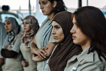 Lebanon: Beneath The Visor / 'Beneath The Visor' is a brand new gallery from MAG that follows the women clearing cluster bombs in southern Lebanon.
