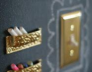 Decorating ideas / Easy ways to make you house fun