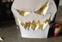 Halloween foam craft / by TiaZia