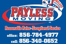 South Jersey Movers / Welcome to Payless Moving Inc., Cherry Hill's number one local mover. Payless Moving Inc. was incorporated in 2008.