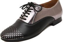Escarpins et souliers