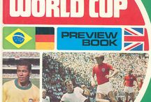 Football Collection / During the World Cup we will post pictures of items from our football collection.