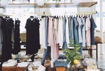 boutiques parisiennes / / shops