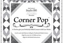 Quilting: Corner Pop