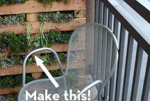 Balcony.garden ideas
