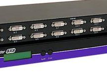 DVI Matrix Switchers