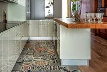Küchenfliesen / Küche