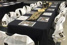 football banquet ideas