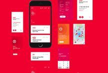 Interfaces Collection 01 / UI Design