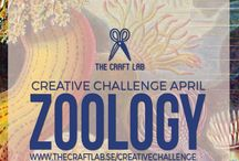 Zoology / Join The Craft Lab on a creative challenge! Are you spending too much time in front of the computer and want to get in touch with your creative side? We would love it if you joined us our 12-month creative challenge! We will post a theme each month and you can participate using whichever discipline you choose.  Please request to contribute to this board by following the board, following TCLStockholm, and leaving a comment on one of the board's pins asking to be added. All are welcome!