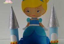 deco princess party