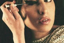 Amy winehouse make up