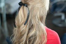Hair Styles / plats, bohem, cute