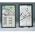 Coaching Aids for Softball and Baseball / These coaching aids will help you stay organized and focused on the goal at hand.  Play Ball!!!