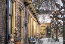 Mooi huisjes in Groningen