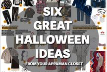 Halloween costumes from your closet / Fashion-friendly looks you'll keep long after October 31st: Halloween costume inspiration from your Appaman closet