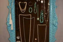 Jewelry Displays / by Christine Ruppel