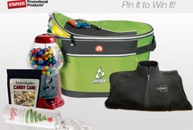 Staples Promotional Products' PIN IT TO WIN IT Contest.