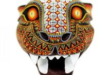 David Hernandez Jaguar Mask