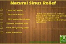 Sinus problems