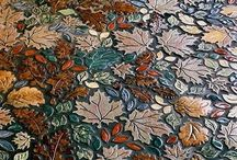 Mosaik, fliser