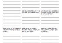 Worksheets, templates, printables