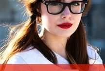 Spec-tacular! / For those with a passion for eyewear fashion.