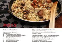 Recepten Italiaanse Bijgerechten - Pasta & Zo / Recepten Italiaanse bijgerechten