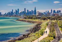 destination - australia / melbourne