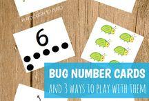 juegos pedagogicos con insectos