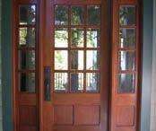 Cove - front door