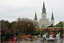 New Orleans, Places and Things Worth Seeing... / New Orleans has so many things to see that many things do get overlooked.....So I will share some of my favorite things...