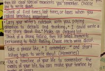 Writing / writing in the elementary classroom